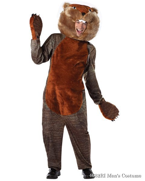 Caddyshack Gopher Adult Costume
