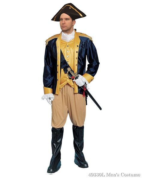 Patriotic Costume For Adults