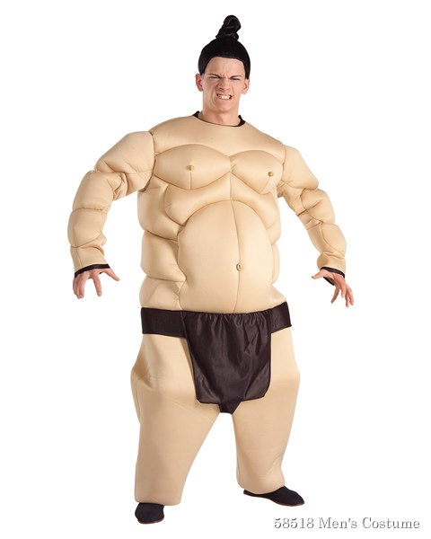 Sumo Wrestler Costume For Adult