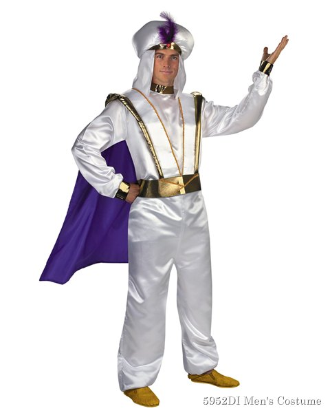 Disney Aladdin Costume for Men