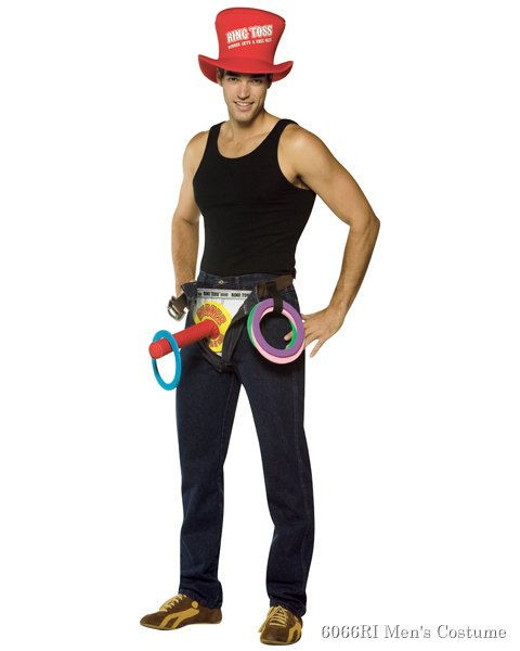 Adult Ring Toss Costume