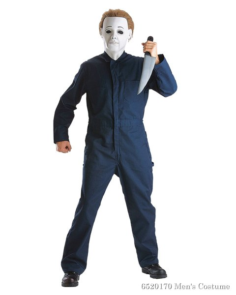 Michael Meyers Costume For Adults