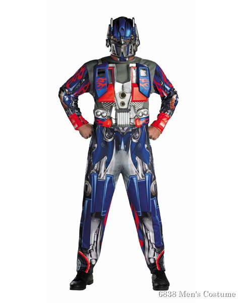 Transformers Optimus Prime Deluxe Adult