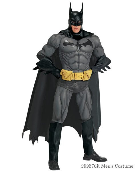 Collectors Edition Batman Mens Costume