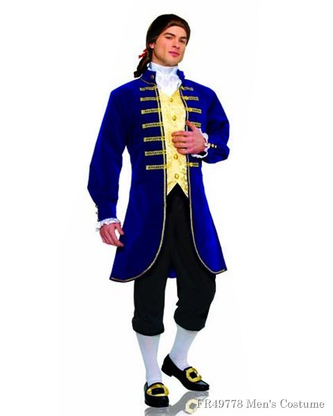 Mens Aristocrat Costume