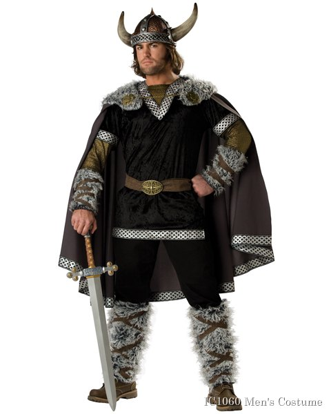 Adult Elite Viking Warrior Costume