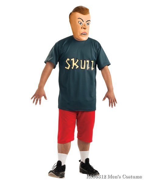 Butthead Mens Costume