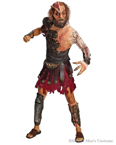 Deluxe Clash Of The Titans Calibos Mens Costume