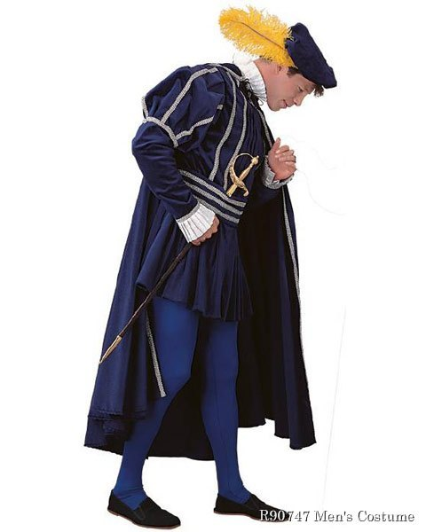 Regency Collection Romeo Mens Costume