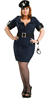 Officer Law Costume