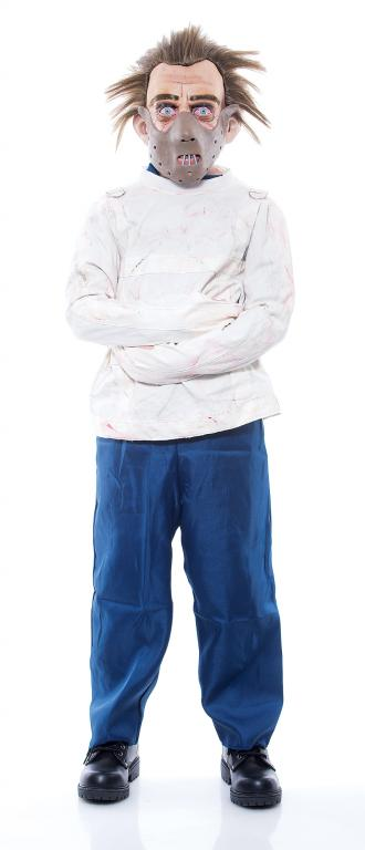 Hannibal Lecter Child Costume