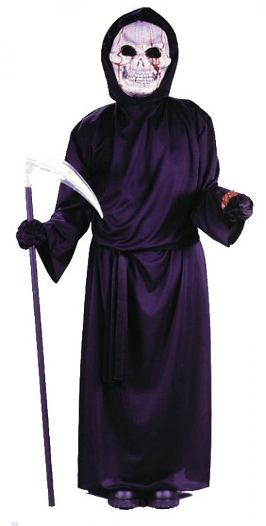 Bleeding Grim Reaper Child Costume