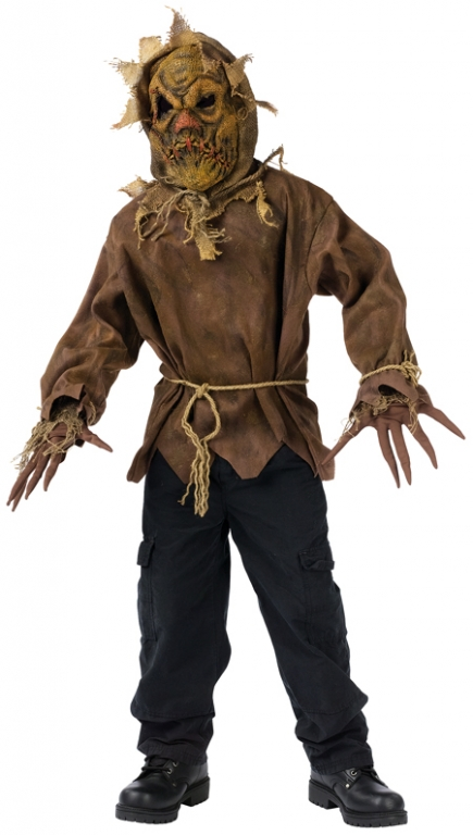 Evil Scarecrow Child Costume