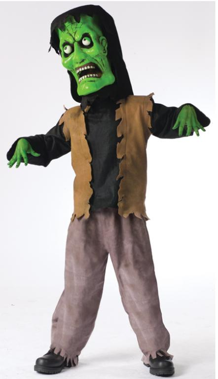 Bobble Head Monster Child Costume