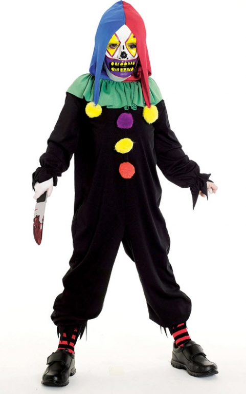 Joker Jack Child Costume 12-14