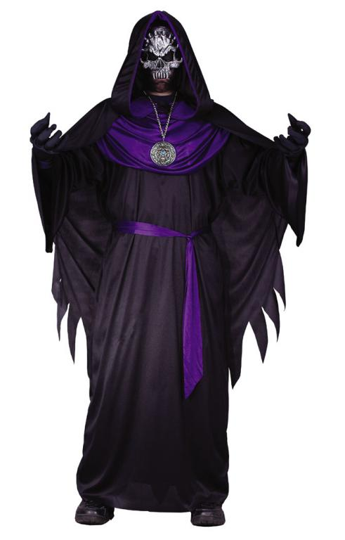 Emperor Of Evil Child Costume