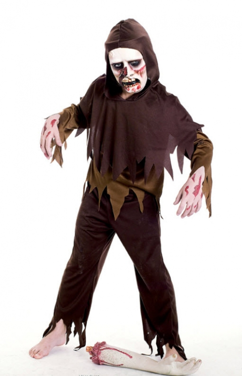 Rotten Flesh Child Costume 7-8