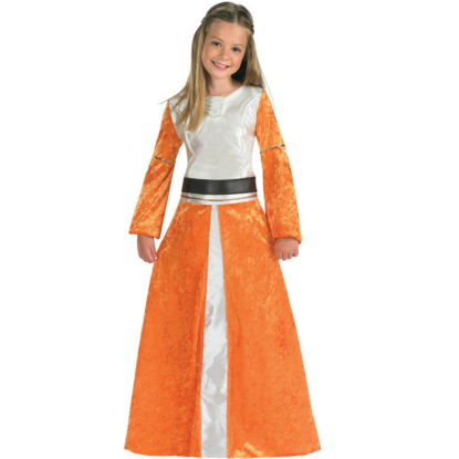 The Chronicles of Narnia Prince Caspian Lucy Child Costume
