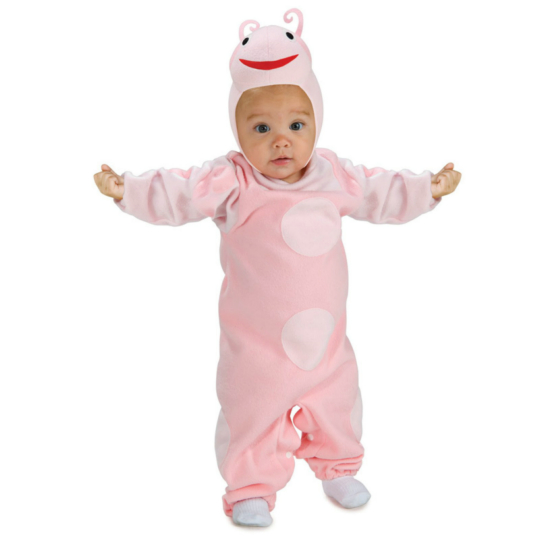 Backyardigans Uniqua EZ-One Romper Infant Costume