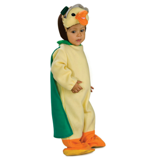 Wonder Pets Ming-Ming Duckling EZ-On Romper Infant Costume