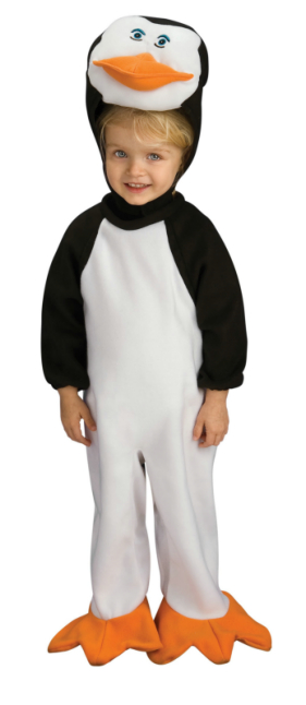 The Penguins of Madagascar Skipper Infant/Toddler Costume
