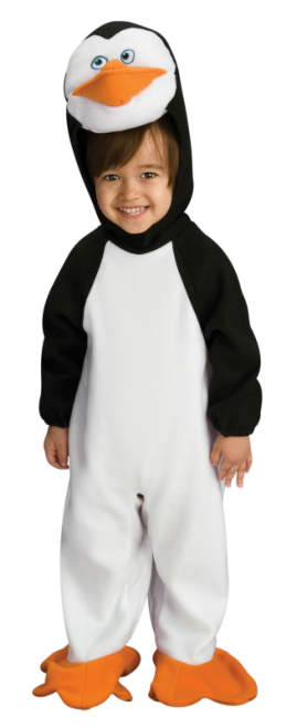 The Penguins of Madagascar Kowalski Infant/Toddler Costume