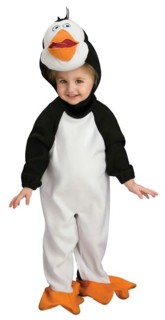 The Penguins of Madagascar Rico Infant/Toddler Costume