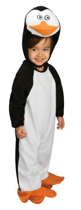 The Penguins of Madagascar Private Infant/Toddler Costume