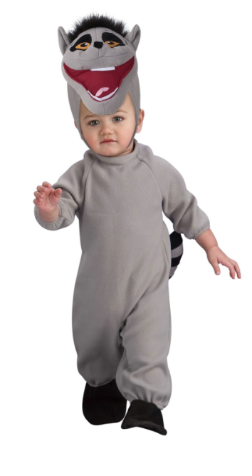 The Penguins of Madagascar King Julien Infant/Toddler Costume