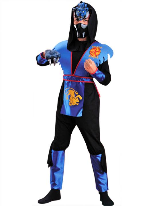 Shadow Panther Ninja Costume