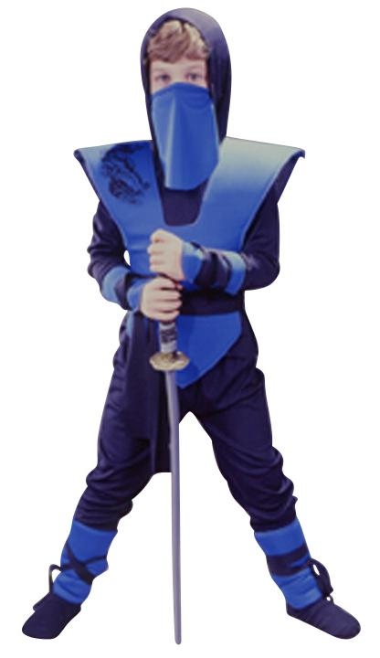 Ninja Fighter Toddler Costume