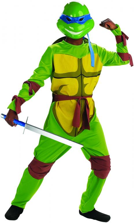 Leonardo TMN Turtle Child Costume