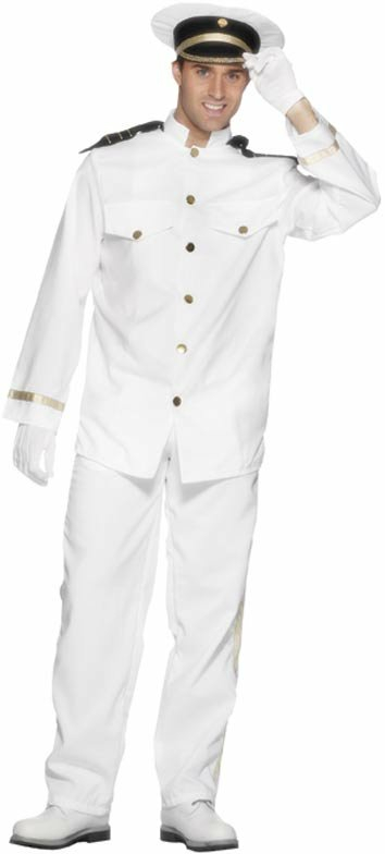 Captain Adult Costume