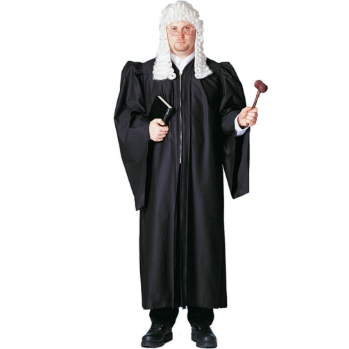 Judge Robe Adult