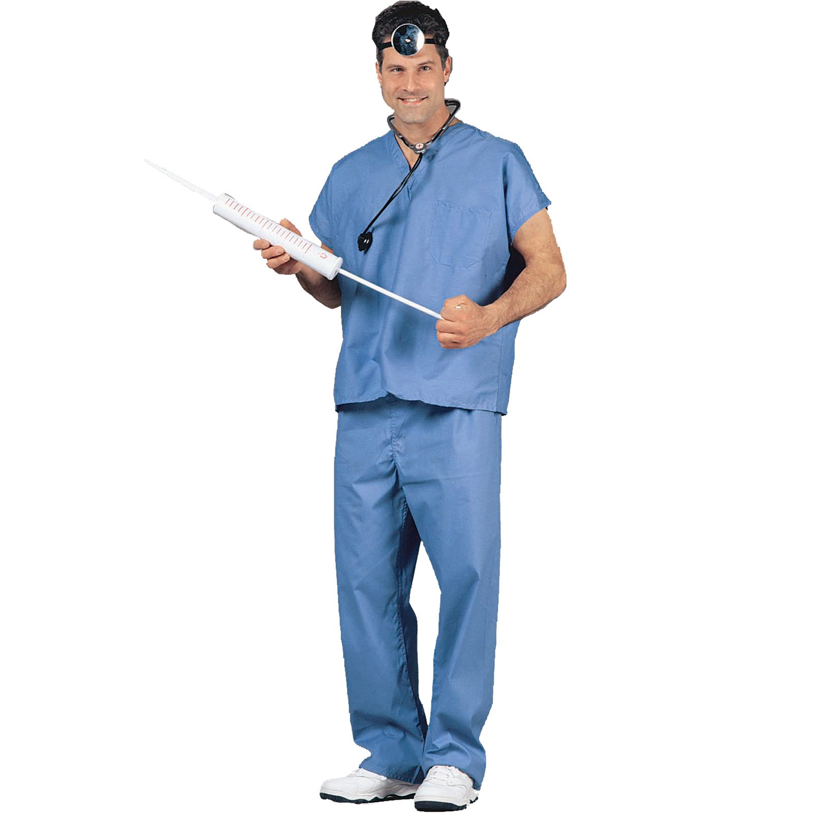 Doctor's Scrubs Adult Costume