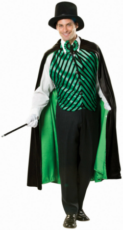 Mortimer the Magician Adult Costume