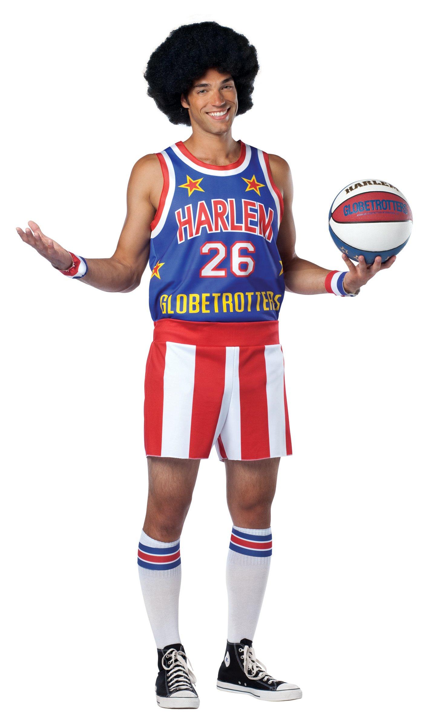 Harlem Globetrotters Costume