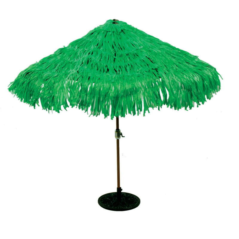 9' Green Nylon Umbrella Cover
