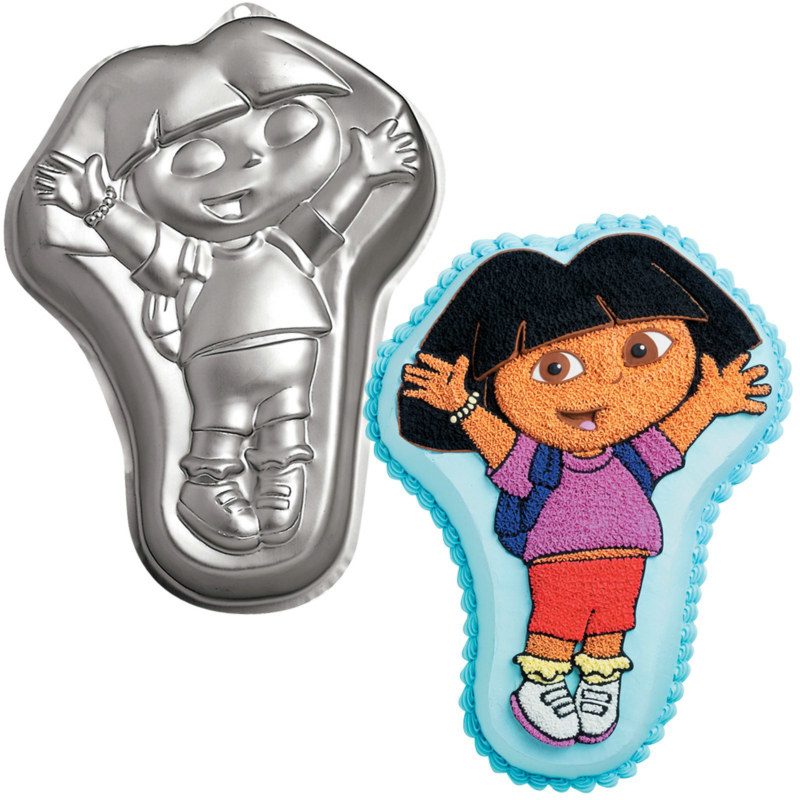 "Dora the Explorer 15"" Cake Pan"