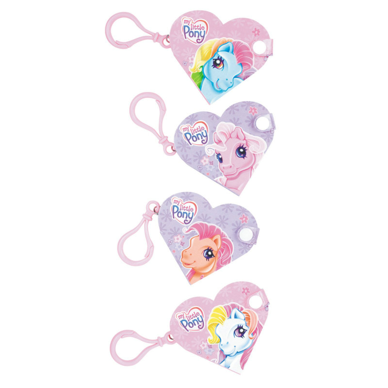 My Little Pony Heart Notepads (4 count)