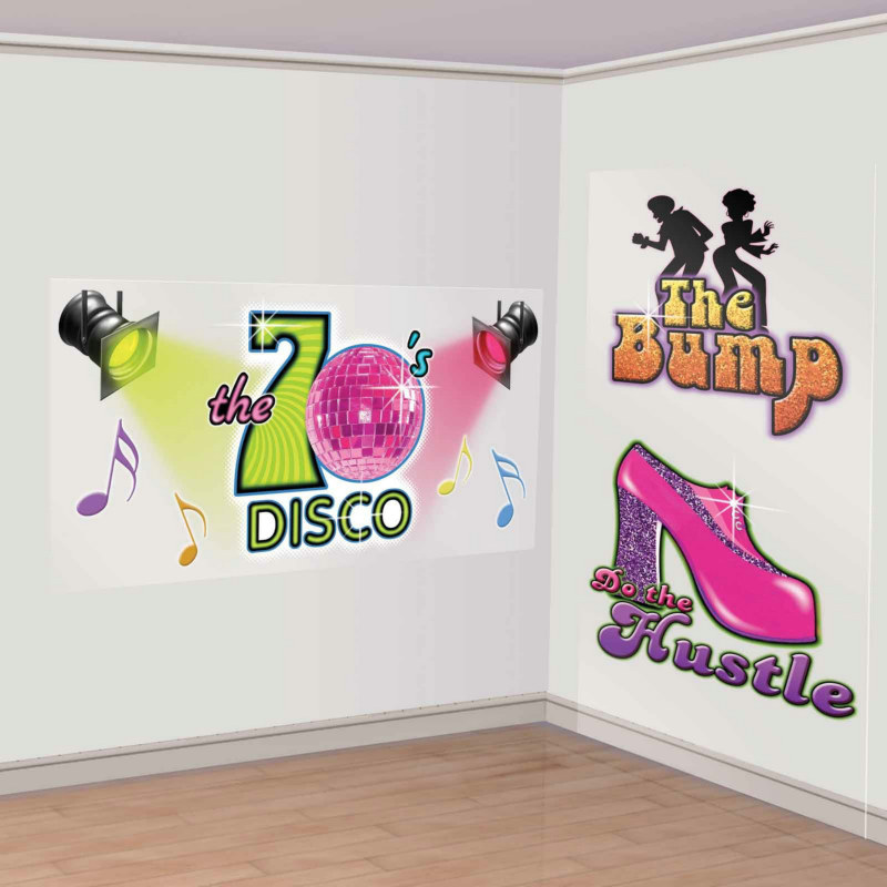 5' Disco Signs Add-Ons
