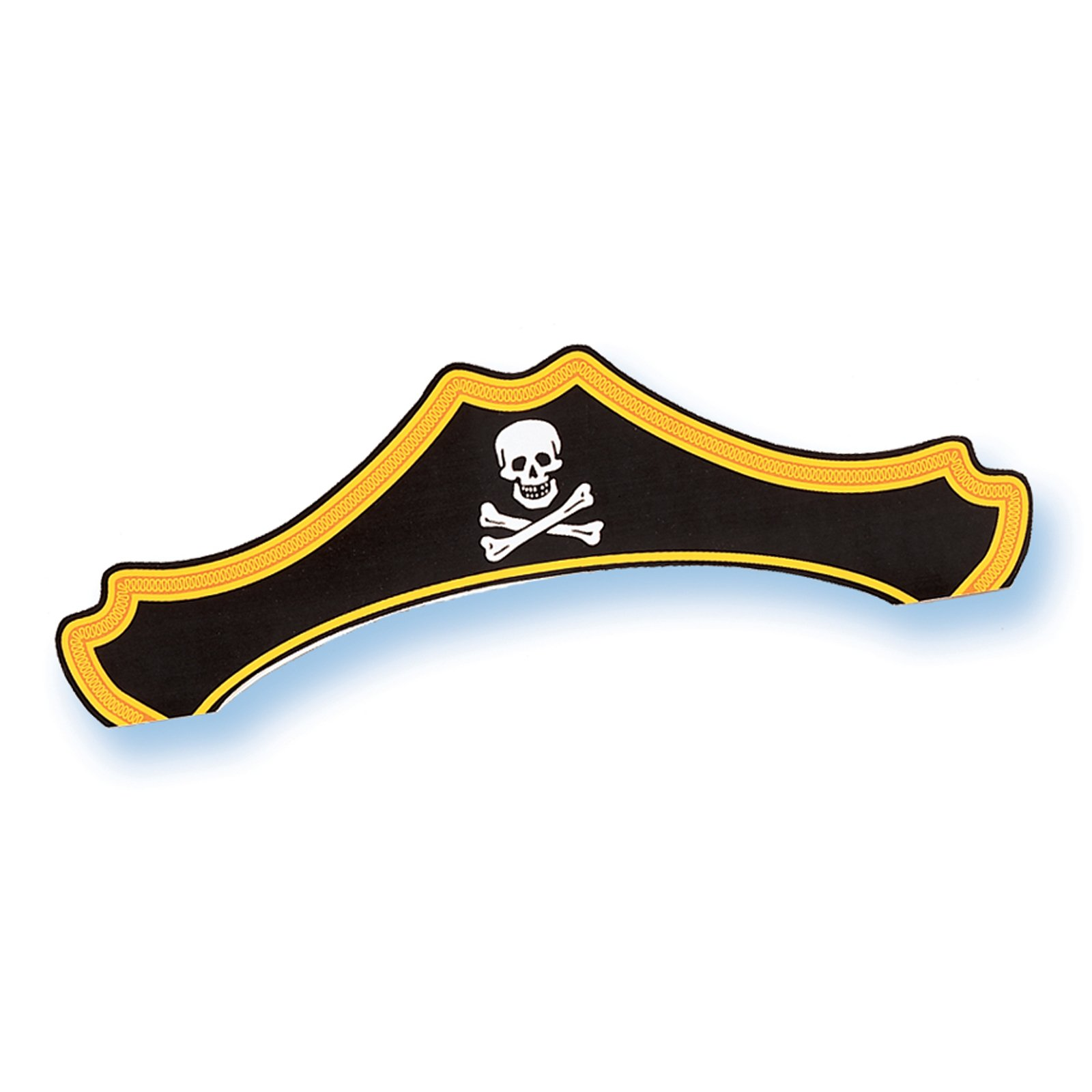 Pirate Hats (8 count)