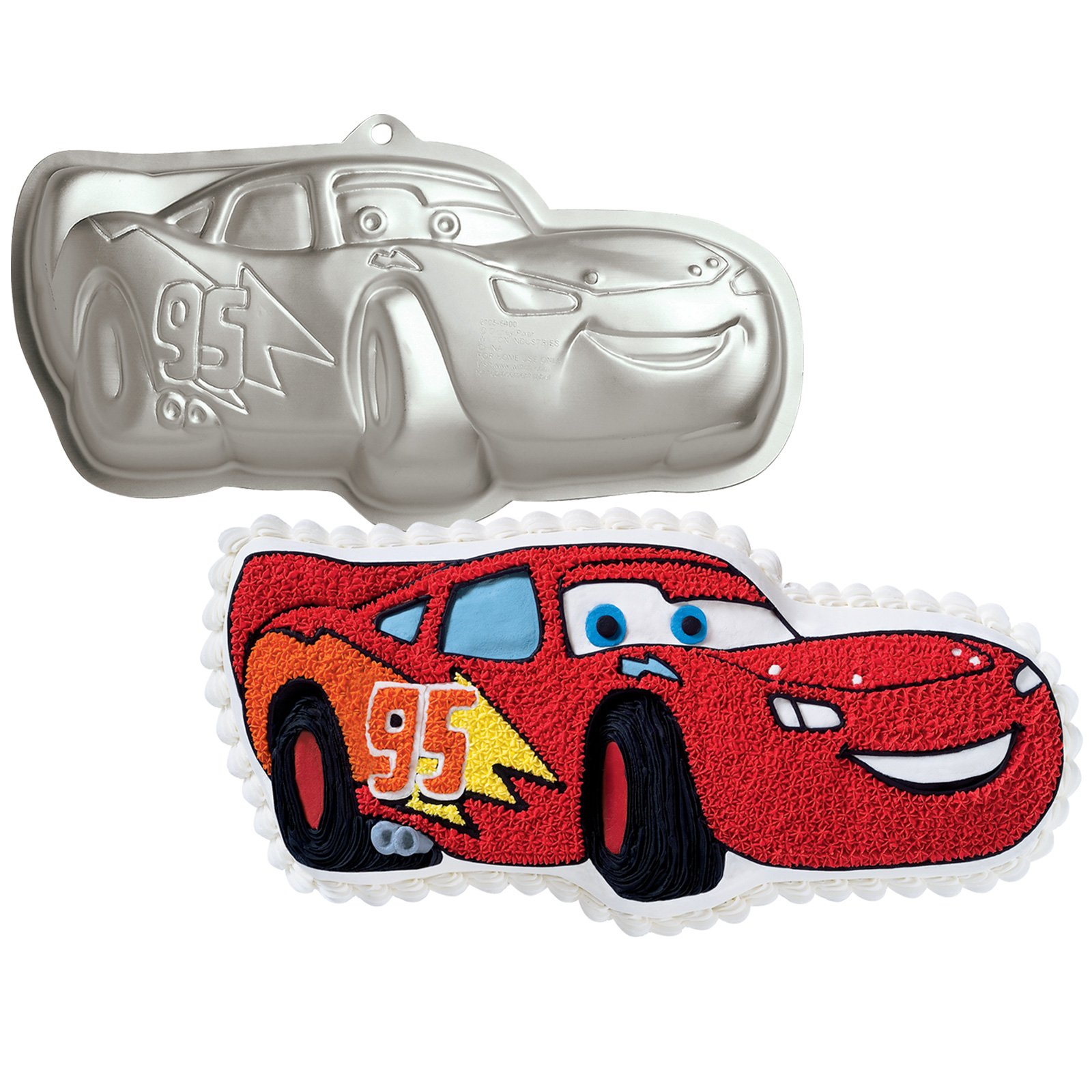 Disney Cars Cake Pan