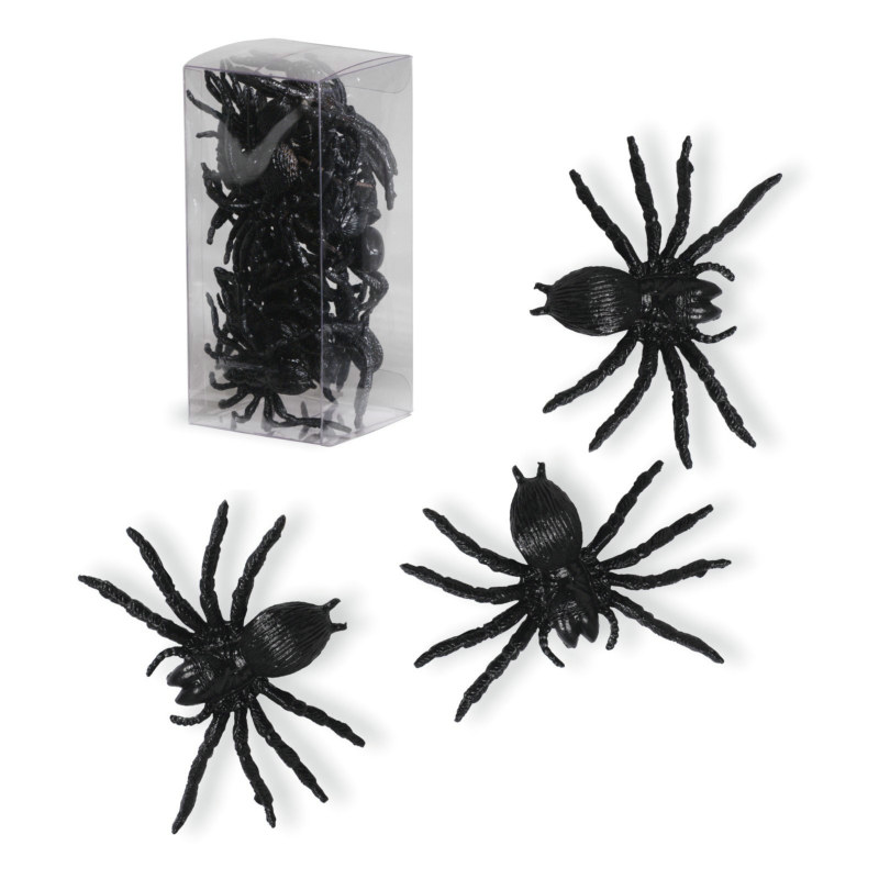 Small Spiders (20 count)