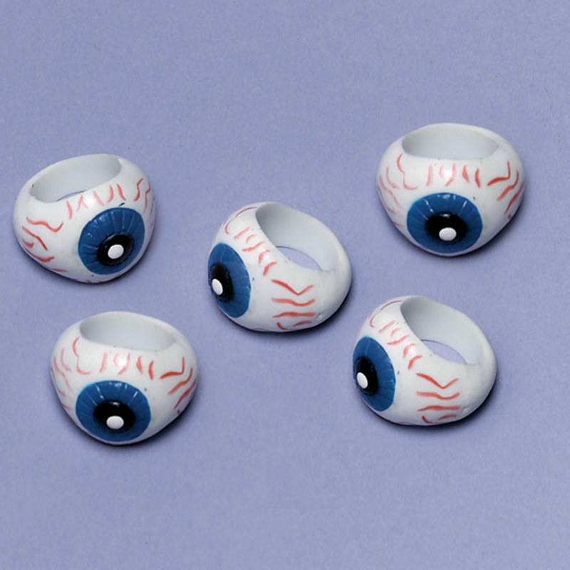 Eyeball Rings (12 count)
