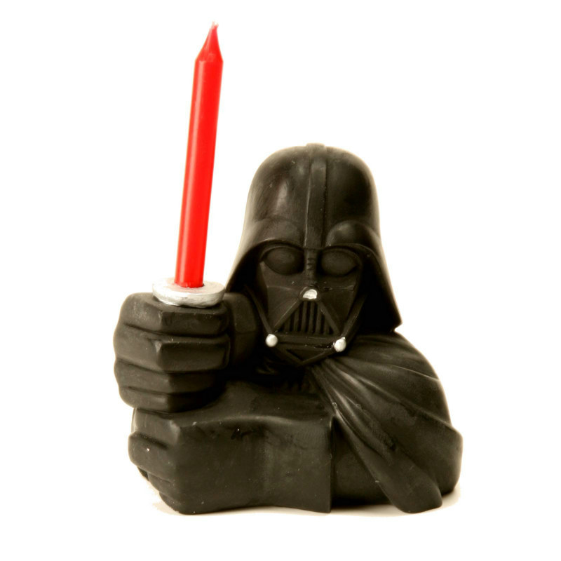 Star Wars Molded Candle