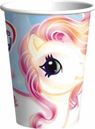 My Little Pony 9 oz. Cups (8 count)