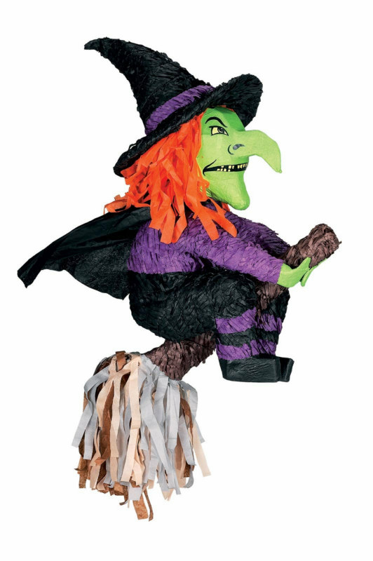 "23"" Witch Pinata"