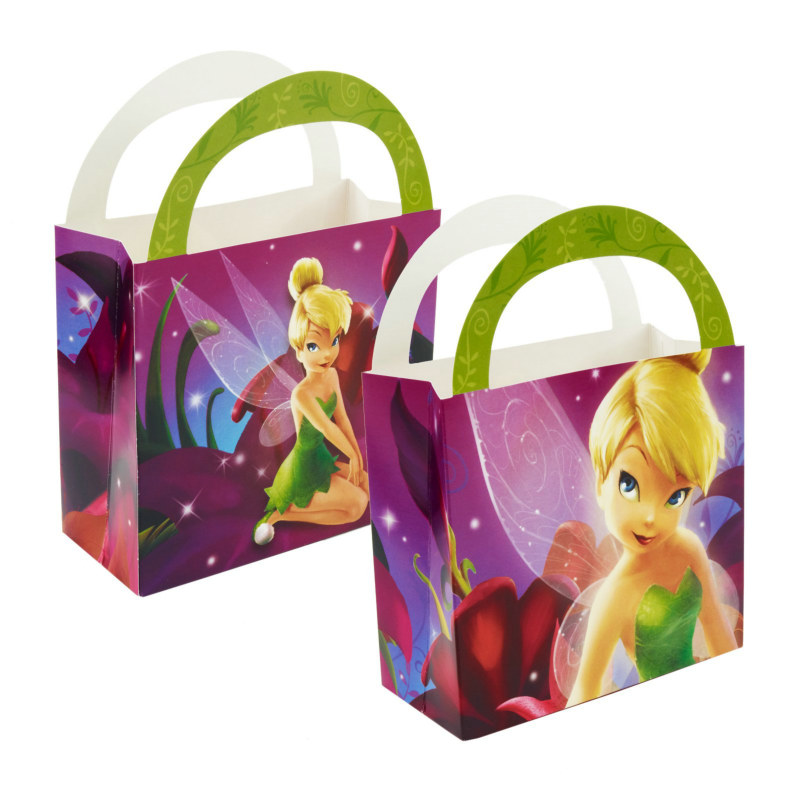 Tinker Bell Treat Boxes (4 count)