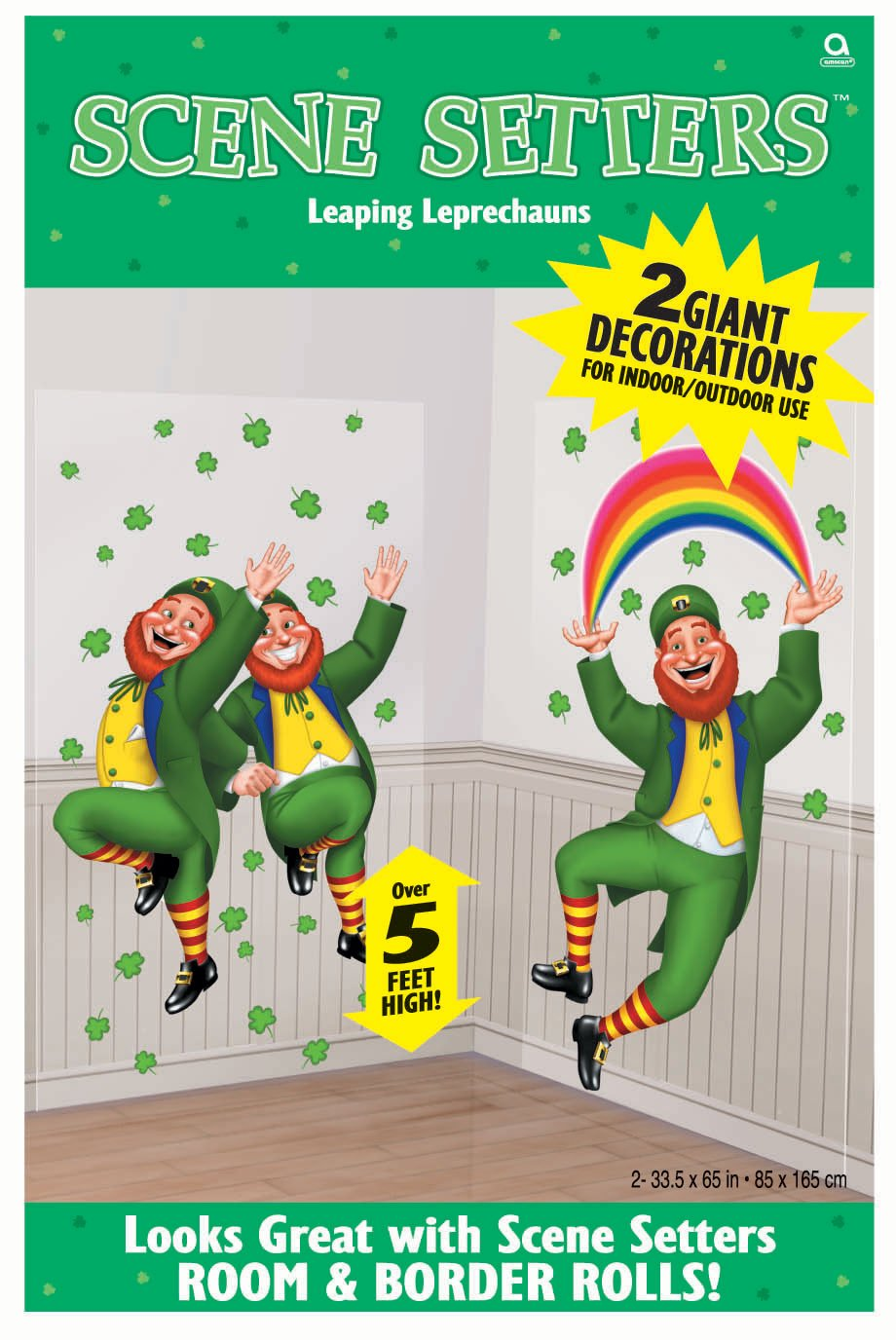 Leaping Leprechauns Add-Ons